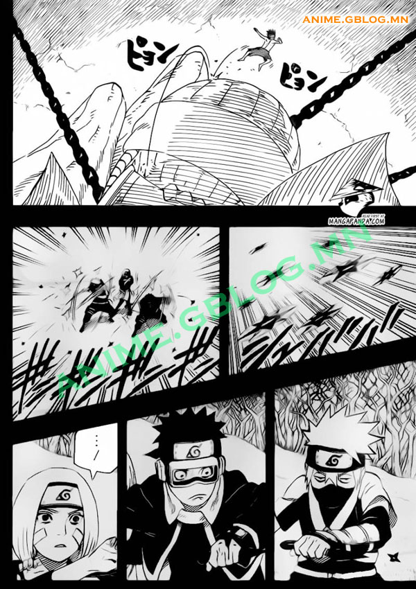 Japan Manga Translation - Naruto - 603 - Rehabilitation - 11